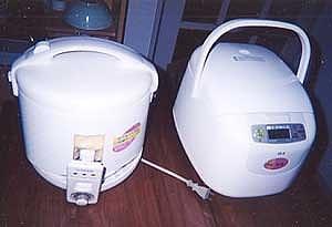 初代と二代目炊子さん