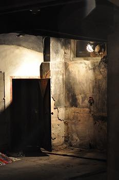 旧燃料会館 地下室の奥