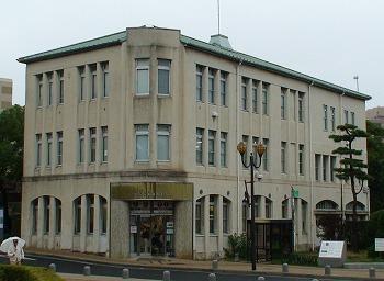 広島 燃料会館(レストハウス 2009年撮影)