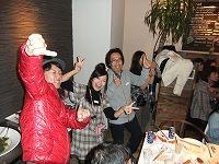 ミューズポートボーカル教室X'mas Party2009