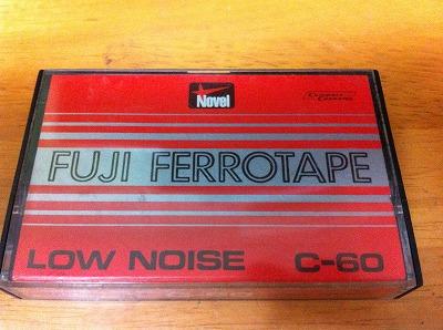 富士電気化学カセットテープ