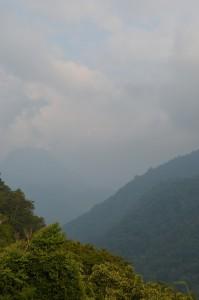 雑魚川林道