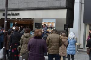まつざき幸介 錦糸町セキネ楽器キャンペーン