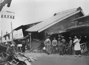 北伊豆地震 三島町の被害