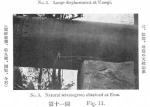 北伊豆地震直後の魚雷