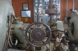 旧上水電気発電資料館