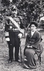 鈴木貫太郎・たか夫人