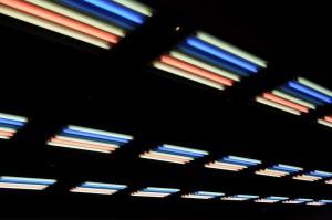 ジオラマの天井