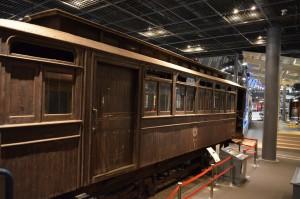 デ963形式電車 車号デ968