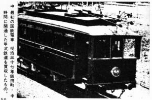 「近代日本史」甲武鉄道