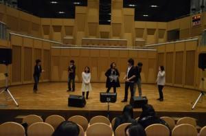 ムダカラ at ひまわりの郷大ホール