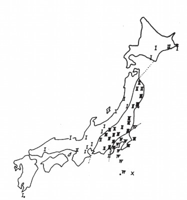 1972 八丈島東方沖地震
