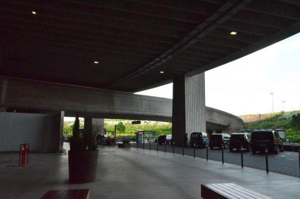 シャルル・ド・ゴール空港 3F