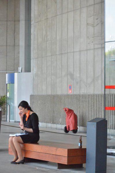 シャルル・ド・ゴール空港 第一ターミナル3F