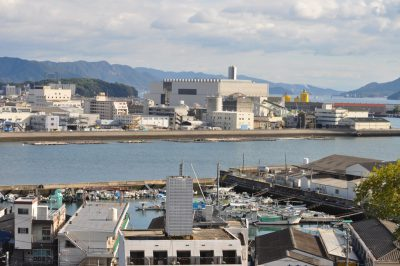 江波から三島