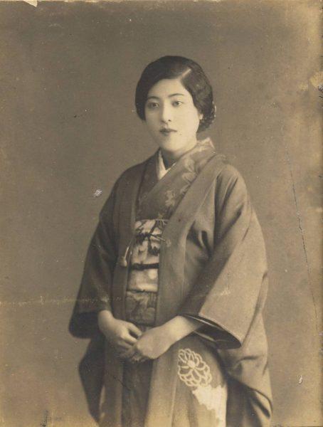 祖母 小野寺あい 21歳