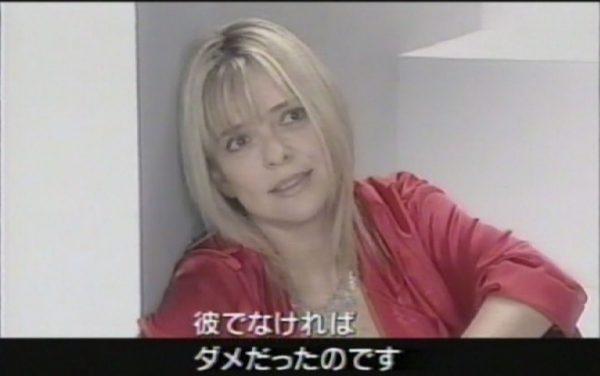 フランス・ギャル [2001年当時]