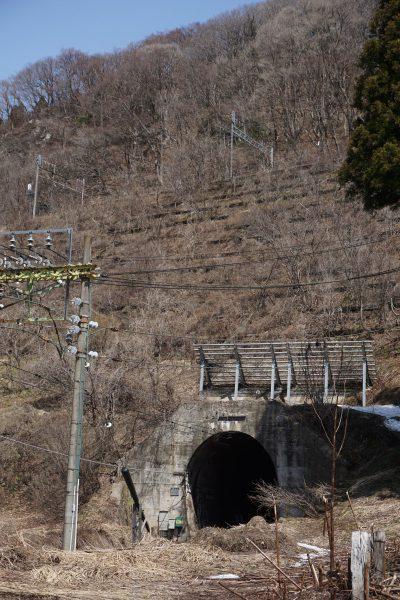 湯檜曽ループ線