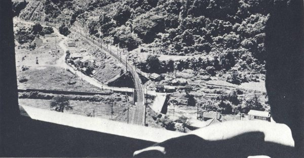 湯檜曽ループ - 昭和6年
