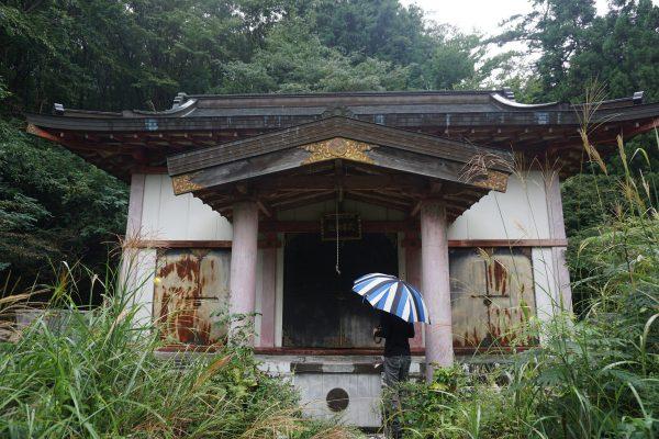 武尊神社拝殿