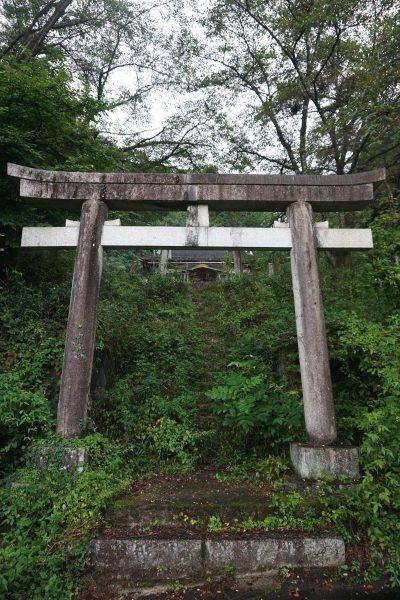 武尊神社の鳥居